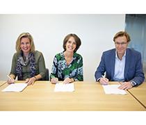 Ondertekening samenwerking Thuisarts.nl