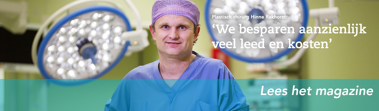 De Medisch Specialist Jaargang 04 Editie 01 banner home