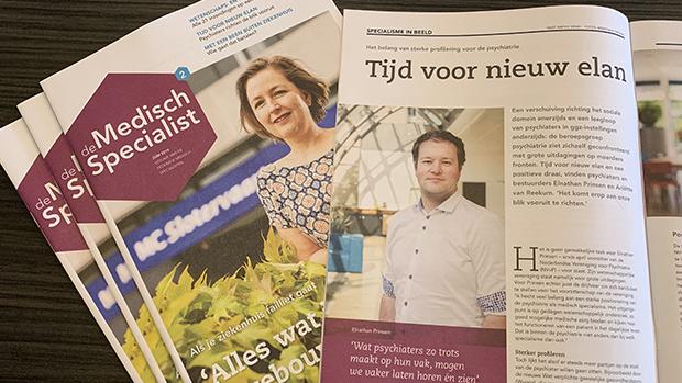 Cover De Medisch Specialist