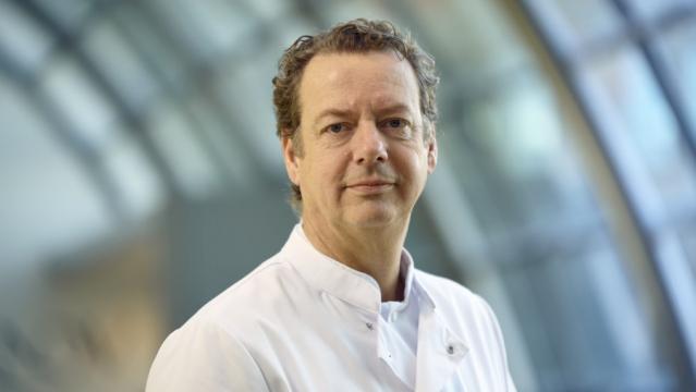 Peter Paul van Benthem, voorzitter Federatie Medisch Specialisten