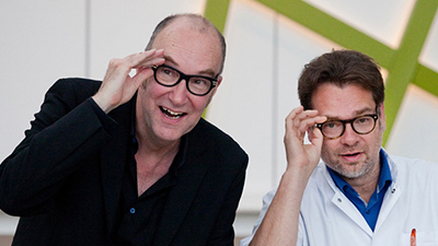 Bart Chabot en Vincent van Driel