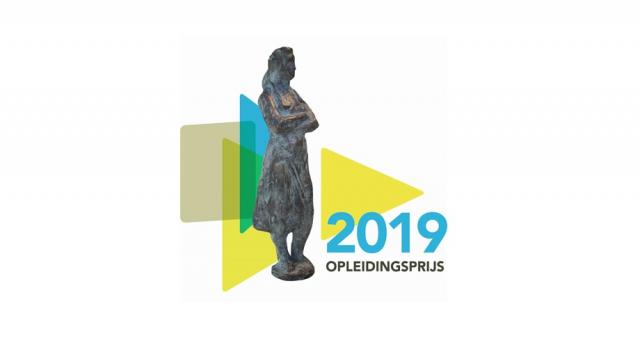 Logo Opleidingsprijs 2019