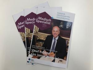 Voorkant van De Medisch Specialist Jaargang 05 Editie 03