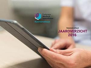 Jaaroverzicht kennisinstituut 2016