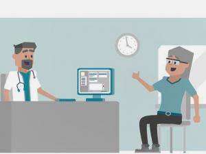Screenshot uit de video wat is een kwaliteitsregistratie