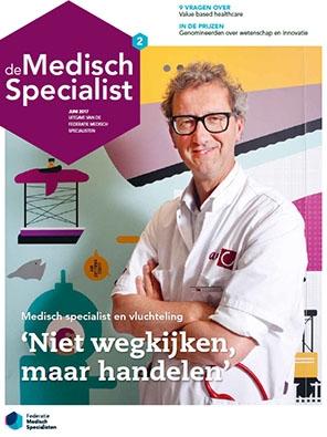 Cover de Medisch Specialist juni 2017