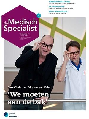 De Medisch Specialist Jaargang 03 Editie 04