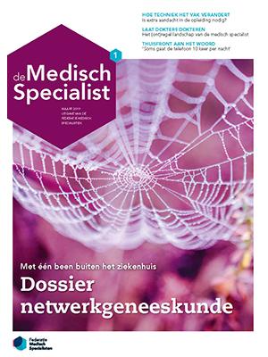 De Medisch Specialist Jaargang 05 Editie 01