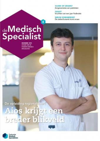 De Medisch Specialist Jaargang 01 Editie 04